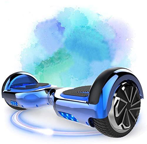 SOUTHERN-WOLF Hoverboard, Self Balance Scooter 6.5 Pollici Monopattino...