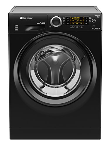 Hotpoint RPD10457JKK A+++ Rated Freestanding Washing Machine - Black