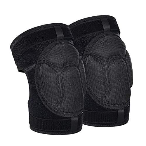 Knee Pads Gardening Knee Pads Collision Avoidance Knee Sleeve Black Knee Protector (M) Garden Tools