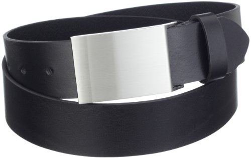 Mgm - Ceinture - Homme - Noir.V33 - Taille fournisseur: 105 cm