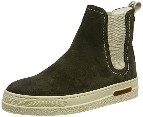 GANT Footwear Damen Maria Stiefeletten, Grün (Dark Olive G710), 39 EU