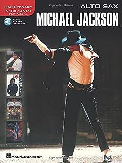 Michael Jackson Instrumental Solos: Alto Sax (Book & CD)