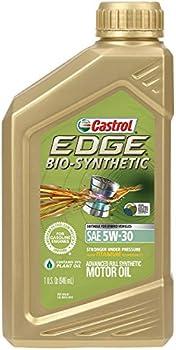 Castrol EDGE Bio-Synthetic 5W-30 Advanced Full Synthetic Motor Oil 1 quart