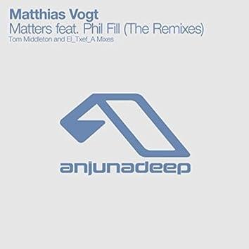 Matters (The Remixes)