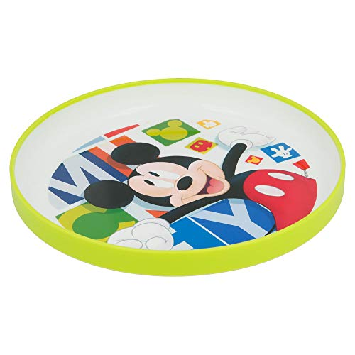 Mickey Mouse 44292 Assiettes