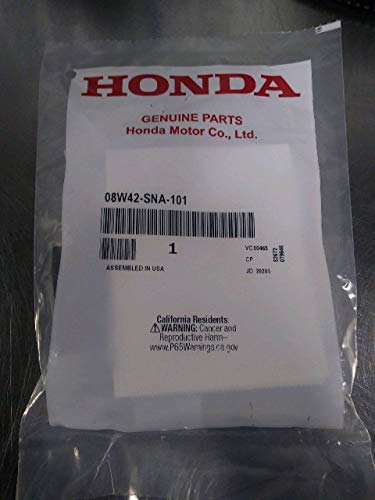 Genuine Honda Accessories 08W42-SNA-101 Alloy Wheel Lock