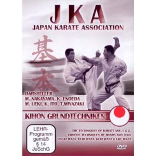 JKA Japan Karate Association - Kihon Grundtechniken