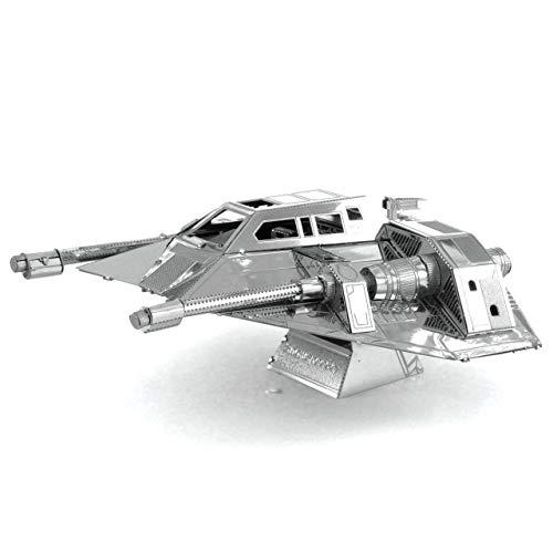 Metal Earth - Maqueta metálica Star Wars Snowspeeder , color/modelo surtido