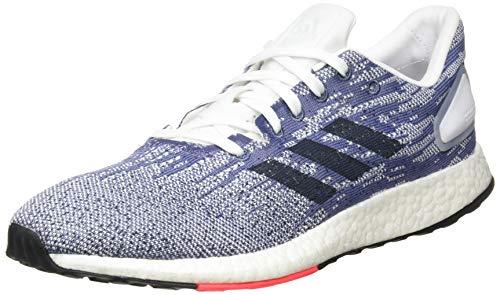 Adidas Pureboost DPR, Zapatillas de Trail Running Hombre, Multicolor (Ftwbla/Tinley/Rojsho 000), 46 EU