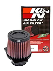 ULTIMATE LONGEVITY: 10-Year/Million Mile Limited Warranty protects for the life of your vehicle ENGINEERED POWER: State-of-the-art filtration media provides up to 50% more airflow than disposable paper filters to increase power and acceleration Clogg...