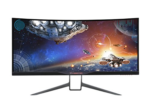 Our #2 Pick is the Acer Predator X34 Curved Display