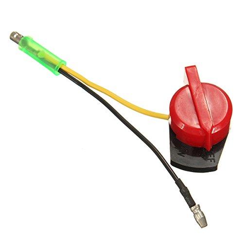 C-FUNN Interrupteur D'Arrêt Moteur Marche/Arrêt pour Honda Gx120 Gx240 Gx160 Gx200