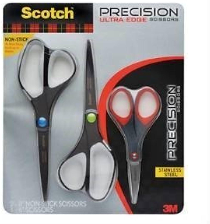 Scotch Precision Ultra Edge 8-inch 8-inch 8-inch and 6-inch Scissors, 3 Pack by Scotch B018RECS3W | Heißer Verkauf  d69d2c
