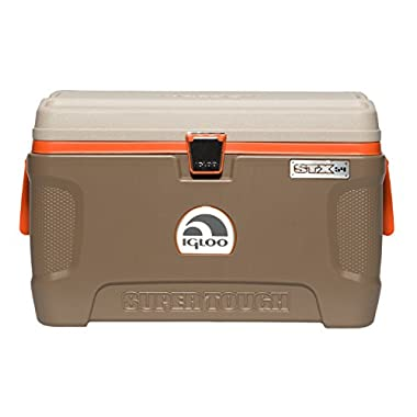 Igloo Super Tough STX-54 Quart Sportsman Cooler