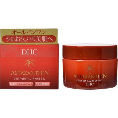 DHC Astaxanthin Collagen All-In-One Gel 120g