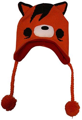 Bonnet Animal Tête de Renard Roux Freaks and Friends