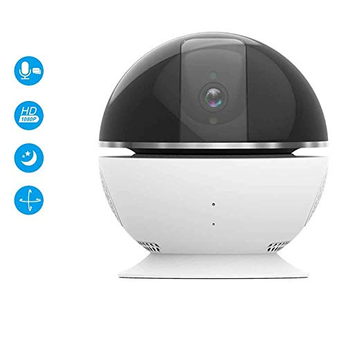 Review Of FACAIA Baby Monitor with Camera 1080P WiFi IP Camera PTZ Camera 2-Way Audio Motion/Sound D...