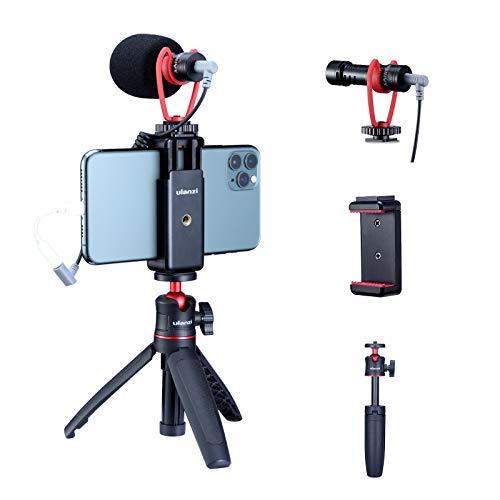 ULANZI - Kit video per smartphone con estensione...