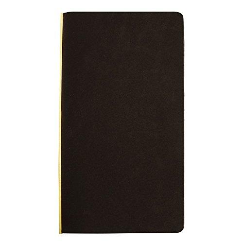 ナローサイズ プロッター プエブロ リング径11mm【ブラック】レザーバインダー/システム手帳 77