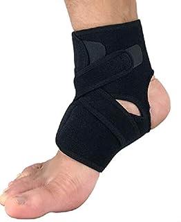comprar comparacion VITTO Tobillera para esguince de tobillo: tobillera ajustable para daño de ligamentos, tobillos débiles, tendinitis de Aqu...