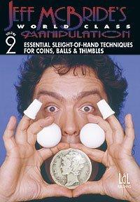 DVD World Class Manipulation (Vol.2) - Jeff MC Bride