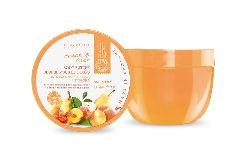 Grace Cole Fruit Works Peach & Pear Body Butter 250ml