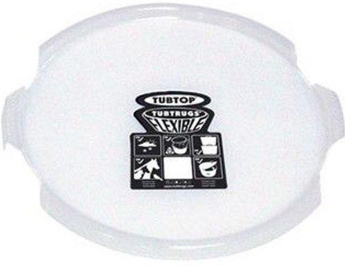 TUBTOP タブトップ S [ TUBTRUGS タブトラッグス 専用フタ Sサイズ ] [ トランスルーセント ]