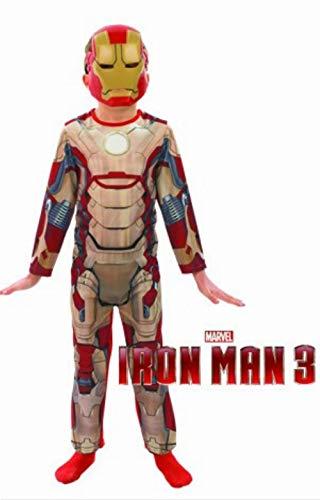 Rubie s Iron Man 3 Classic - Bambini Costume - Small - 104 centimetri