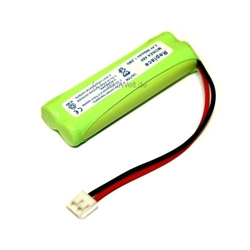 Gopacks Akku (8004506) für DeTeWe BeeTel 860 Combo Handy Accu Aku ACU Batterie Battery Ersatzakku