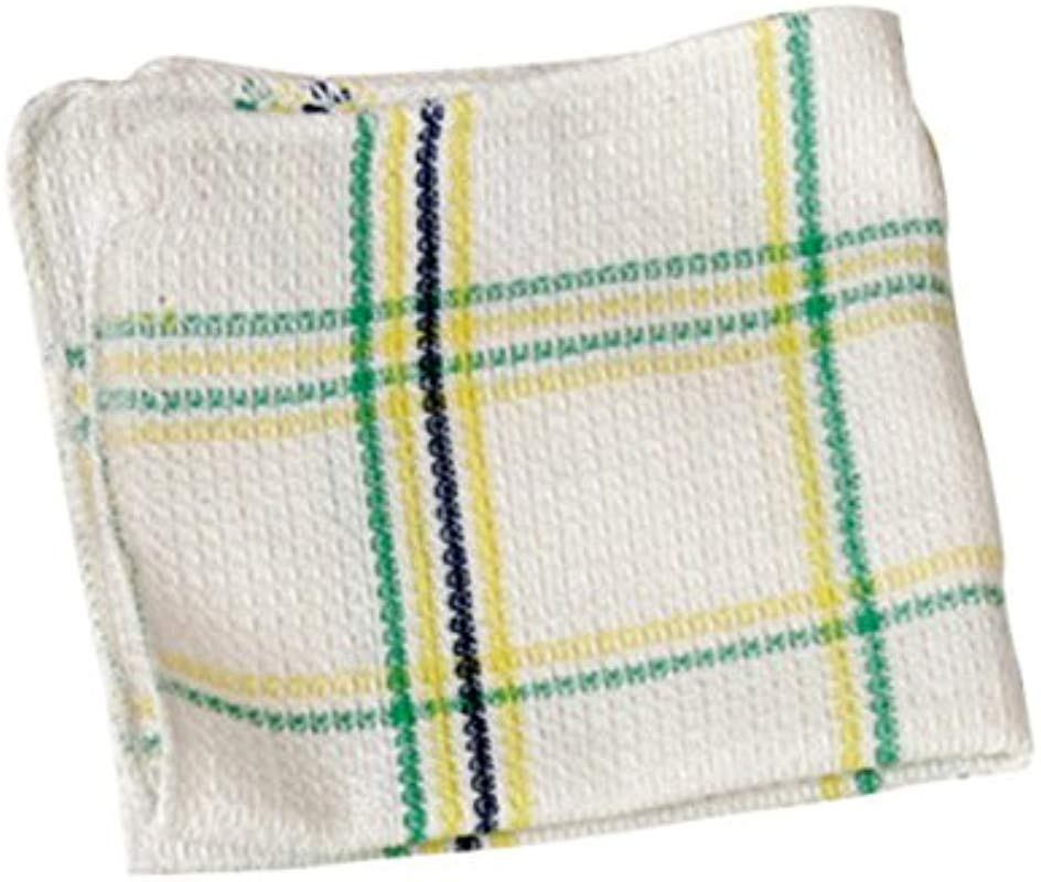Chef Revival 706DC Cotton Waffle Weave Dish Cloth 15 Length X 13 Width Pack Of 12