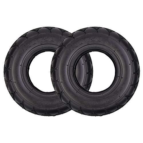 2er Packung 200x50 8 x 2 Reifen Reifen Ersatz für Rasiermesser Roller E200 E150 8 Zoll Elektroroller Universal