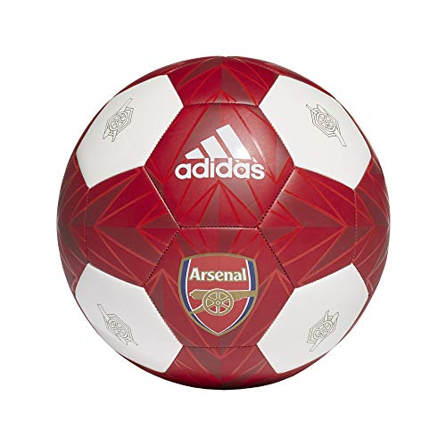 adidas Unisex-Adult FT9092_5 Ball, red, 5