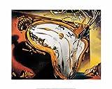 Kunstdruck/Poster: Salvador Dalí Soft Watch - hochwertiger