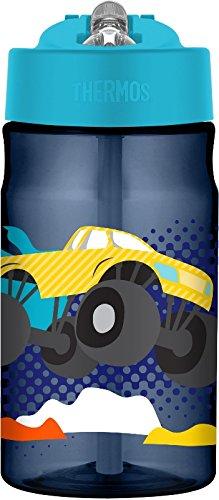 monster truck water bottle - 1