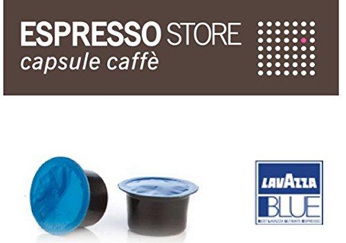 100Cápsulas mokiespresso Lavazza Blue compatible Dek