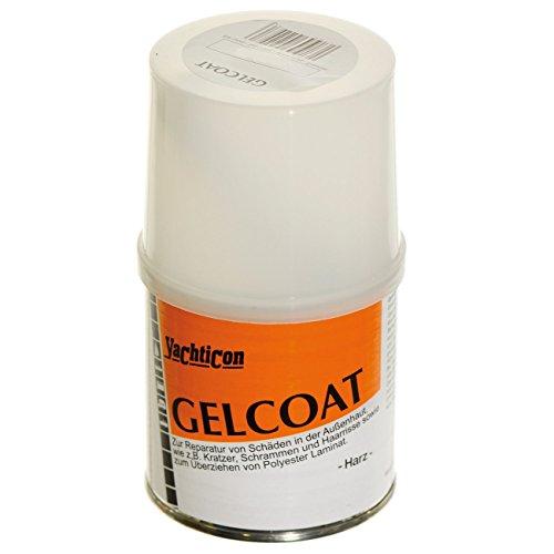 YACHTICON Gelcoat Spachtel 250g RAL 9001 cremeweiß