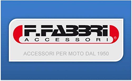 FABBRI - Parabrezza senza bordi YAMAHA MAJESTY 400 2004/08 Art. 2130/A