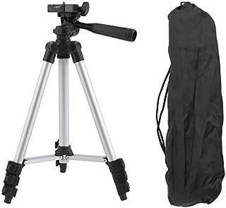 Cuatro segundos Trípode para cámara de piernas con soporte para teléfono portátil y soporte para el