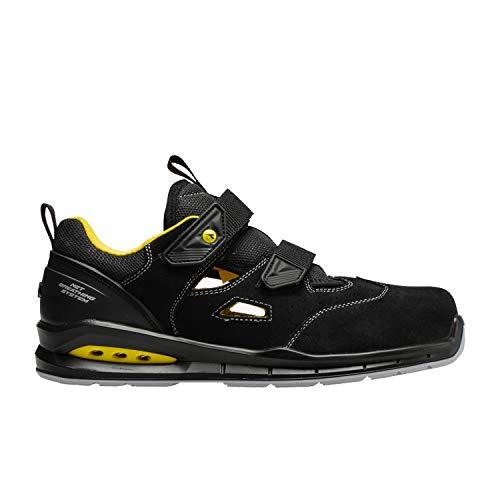 Utility Diadora - Scarpa da Lavoro Bassa Run Net AIRBOX Sandal S1P SRC per Uomo e Donna (EU 47)