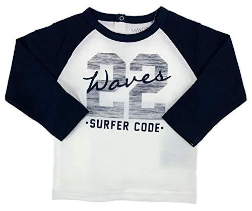 Mayoral Jungen Langarm-Shirt Waves - Surfer Code 22