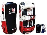 3X Professional Choice Boxeo Strike Shield Training Thai Pad Kickboxing Krav Maga MMA...