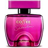 Coffee Woman Seduction Eau de Toilette by O Boticario   Long Lasting Perfumes for Women   Sweet Floral Fragrance For Women (3.4 fl oz)