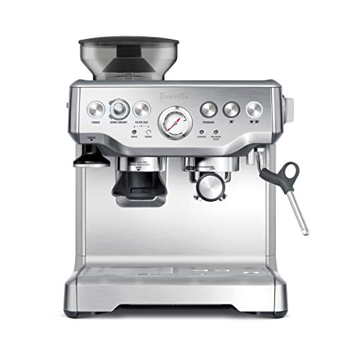 Breville BES870XL Barista Express Espresso Machine, Brushed Stainless...