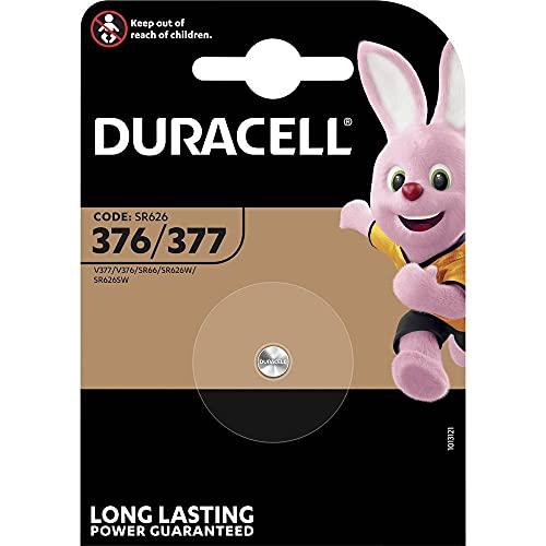 DURACELL Pile oxyde argentWatch 377/SR66 1,5 Volt