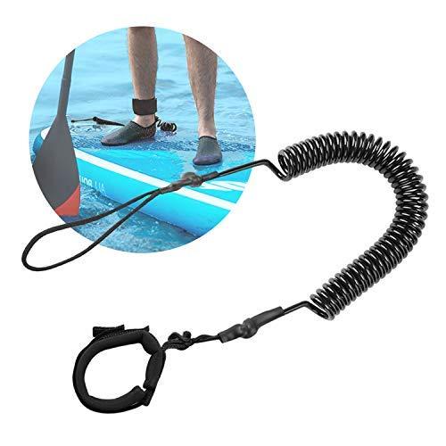 Tusenpy Leash de Tabla de Surf de 10 pies Correa de Surf Cuerda para Pierna,...