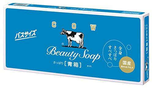 牛乳石鹸の画像