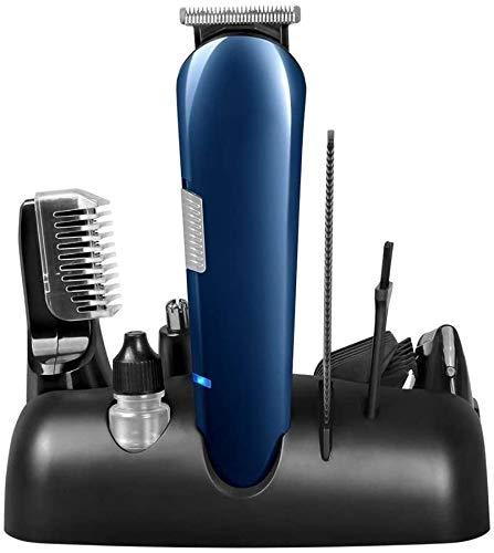 Cheveux professionnels Haircut Outils ménagers Clippers tondeuse à cheveux, tondeuse à cheveux for hommes Kit professionnel, tondeuse à cheveux for hommes Ensemble nez Tondeuse à cheveux Tondeuse Beau