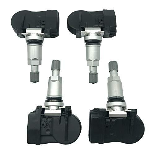 KAPAYONO 4 StüCk 8G92-1A189-KB Auto Reifen Druck üBerwachung Sensor TPMS für Mondeo Mk4 BA7 2007-2014 S-Max 8G921A189KB