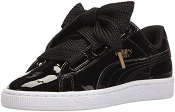 Puma Basket Heart Patent Women's Sneakers
