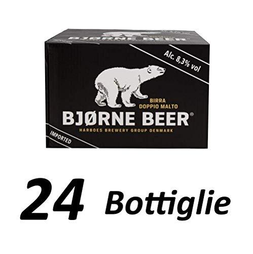 Birra Bjorne Beer 33 cl - Cassa da 24 Bottiglie
